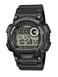 Casio Men's Digital Watch with Resin Strap – W-735H  £19.55 - Amazon PRIME Exclusive