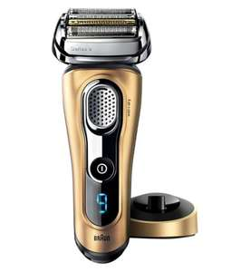Boots Star Gifts - Braun Series 9 Men's Electric Shavers in gold or silver was £299 now £149.99​