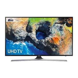"Samsung UE50MU6120 50"" 4K Ultra HD Smart LED TV in Black Integrated Wifi - £429 at Coop on eBay"