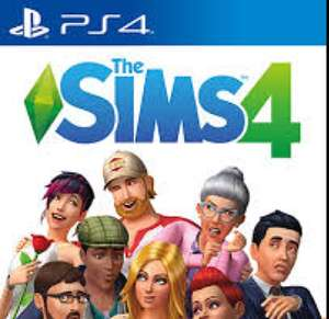 The sims 4 Ps4 £25.99 Amazon