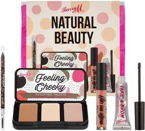 Barry M Natural Beauty Set £9.59 with code @ Argos