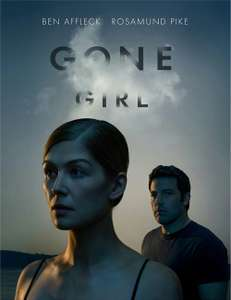 Gone Girl £1.99 to buy HD @ Google Play
