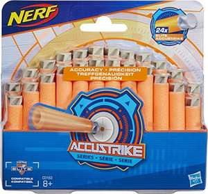 Nerf Elite Accu Series Darts Refill - £4 (Add-on item) @ Amazon