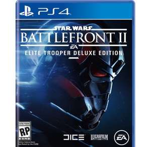 Star Wars Battlefront II: Elite Trooper Deluxe Edition on Ps4 and Xbox one - £39.99 C&C @ Smyths Toys