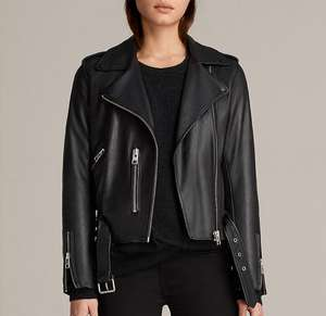 ALLSAINTS 20% OFF ALL LEATHER JACKETS (inc SALE)
