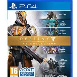 Destiny the collection PS4 at Tesco for £16