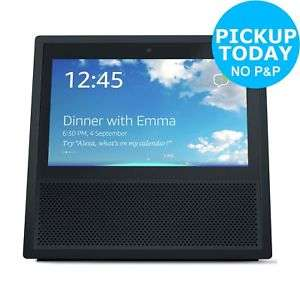 Echo Show BUY TWO get £100 off off on at Argos Ebay £129.99 each or £159.98 for two