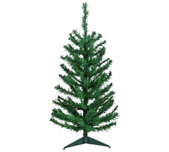 HOME 3ft Christmas Tree - Green £3.99 @ argos.
