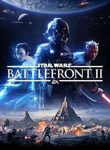 Star Wars Battlefront II PC (Origin) £25.99 from CDKeys (£24.69 with 5% off code)