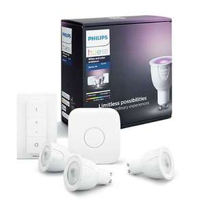 Philips Hue Personal Wireless Lighting System White Starter Kit - £65 delivered @ Freemans