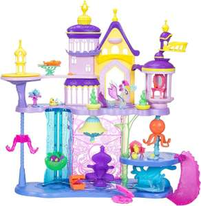 My Little Pony Canterlot and Seaquestria Castle Playset £29.13 @ Amazon