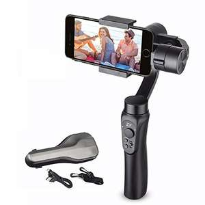 Zhiyun Smooth-Q 3-Axis Handheld Gimbal Stabilizer for Smartphone £99 Sold by Homful and Fulfilled by Amazon