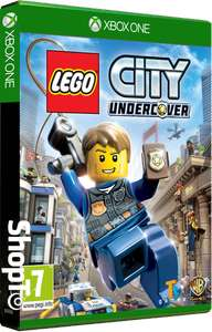 [Xbox One] Lego City Undercover - £14.86 - Shopto