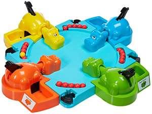 Hasbro Hungry Hippos £8.50 delivered Amazon (prime Exclusive)