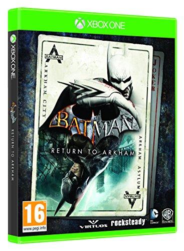 Batman: Return to Arkham -  Xbox One £15.99 (Prime) / £17.98 (non Prime) at Amazon