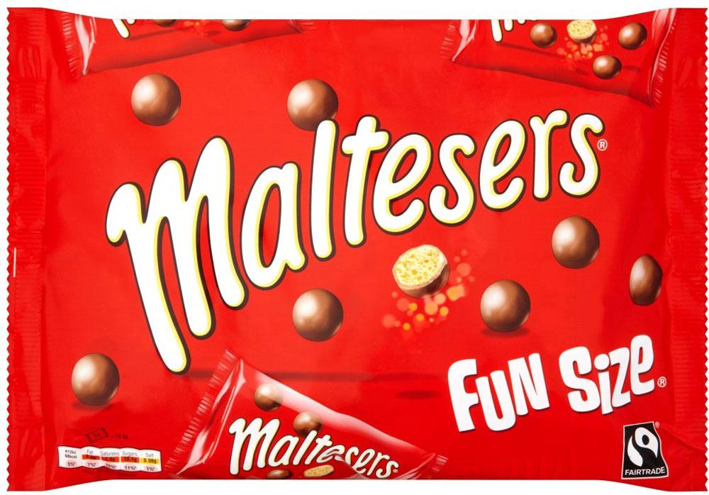Maltesers Funsize Bag (9 packs = 195g) ONLY £1.37 @ Morrisons