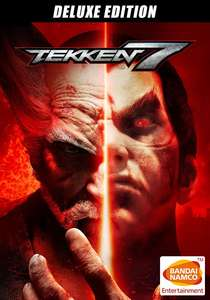 [STEAM] Tekken 7 Deluxe Edition £31.31 at  Fanatical  - use code WINTER10 to get this price