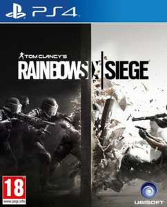 Rainbow Six Siege PS4 / Xone £14.99 at Argos