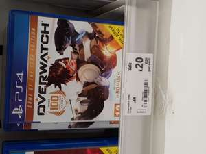 Overwatch Game of the year edition. GOTY. £20 Asda instore (Bolton)