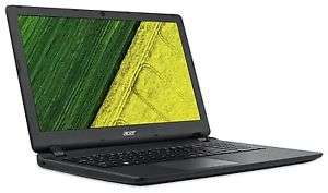 Ebay A-Grade Manufacturer refurb-Acer Aspire ES 15.6 Inch AMD E1 4GB 1TB Laptop - Black. £169.99 -  The Official Argos Store