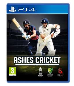 Ashes Cricket PS4/XBOX £20.99 @ Argos