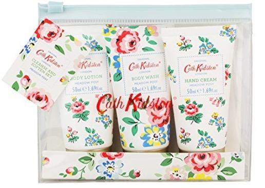 Cath Kidston Meadow Posy gift set - £7.91 Prime / £11.90 non-Prime Amazon