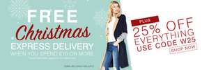 25% OFF everything with code (W25) plus Free delivery over £10 @ Bargain Crazy