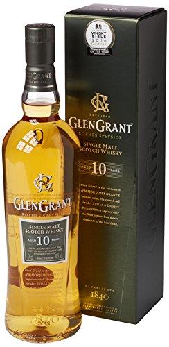 Glen Grant 10 year old - £20 ( £17 + £3 delivery per order) Culaccino (Amazon marketplace)