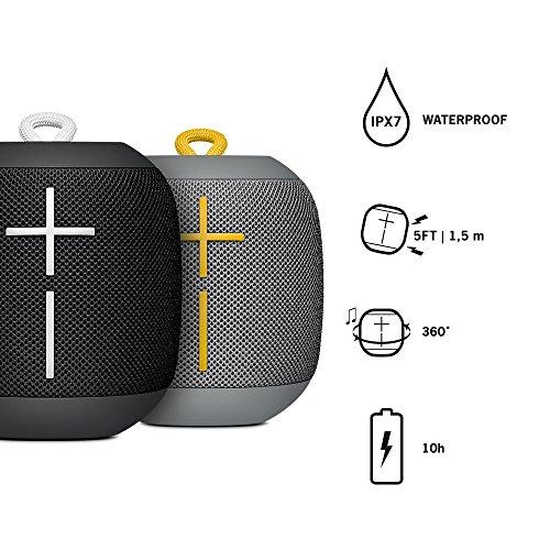 """Ultimate Ears """"UE"""" WONDERBOOM Bluetooth Speaker £90 Amazon"""