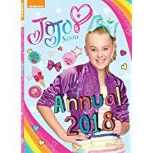 Jojo Siwa 2018 Annual £1 @ Poundland