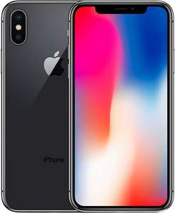 Mint Condition Unlocked  Iphone X 64gb - Space Grey / Silver - £900 - CEX