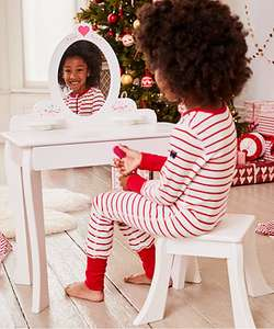 Kids Wooden Dressing Table was £80 now £32 @ Mothercare