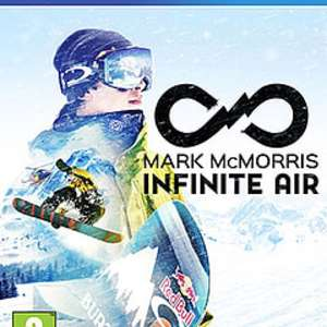 Mark McMorris Infinite Air £4.99 on PS4 and XBOX ONE. Brand New @ GAME