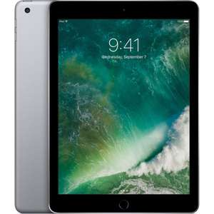 "Apple iPad 9.7"" (2017) 32GB Wifi - Space Gray - £248.99 @ Toby Deals"