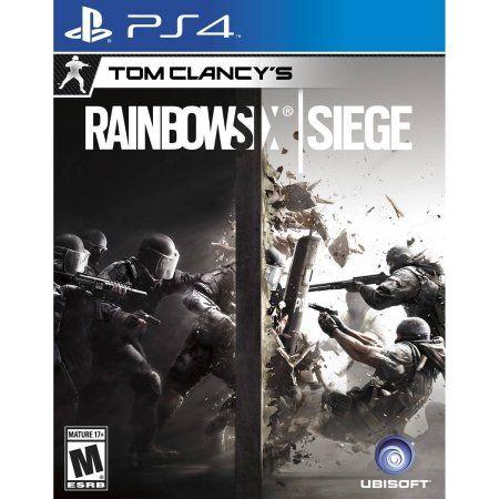 Rainbow Six Siege [PS4] £14.97 (Poss. £12.48) @ Ubisoft Store