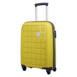 Tripp 'Holiday 5' 4-wheel cabin case in Citron / Magenta / Lime £39 free delivery & returns