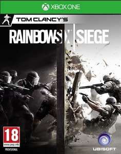 Tom Clancy's Rainbow 6: Siege (Xbox One & PS4) £14.86 Delivered @ Shopto