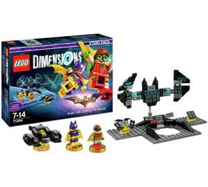 LEGO Dimensions Batman Movie Story Pack at Argos for £16.99