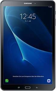 Samsung Galaxy TAB A 10.1 tablet model: SM-T585 ==> with LTE <== 16GB storage, 2GB for processing; £159 black for Amazon PRIME, £179 white for anyone @Amazon