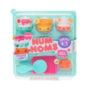 Num Noms Starter Pack - Series 4 Buy one get one free £13 delivered with code at Claires