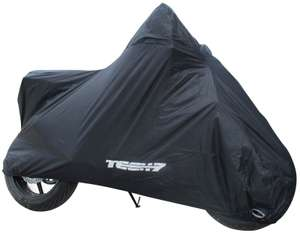 Tech7 Shadow Waterproof Bike Cover Buy 2 for £5.49 each and save 51% (free postage on £25 spend or over)