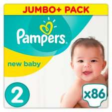 Pampers Premium protection nappies instore at Costco for £6.29