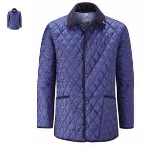 Mens Quilted Jacket - Down from £155.00 now £50.00. Get an extra 15% off today @ John Partridge