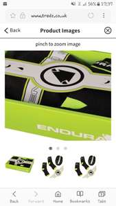 Cyclist gift set socks and cap S/M. £9.99 delivered from Tredz bikes with 3% TCB
