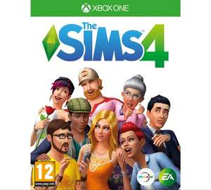 The Sims 4 Xbox one at Argos for £25.99
