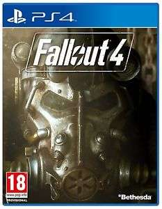 Fallout 4 (PS4)  like new boomerangrentals on ebay free postage