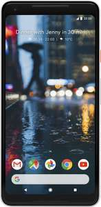 Google Pixel 2 XL @ Mobiles.co.uk - EE/ 8GB data / unltd text/mins / 24 x £32.99 + upfront of £75 (-£15 with voucher code VC15OFF) £851