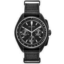 Bulova 98A186 Special Edition Lunar Pilot Chronograph Wristwatch + 3 Years Warranty £350.55 w/code @ H.S Johnson