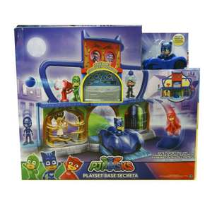 PJ Masks Headquarters Playset 29.07 @ Amazon