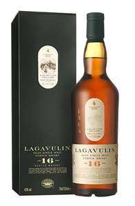 Lagavulin 16 year old single malt whisky only £40.78 at Costco Instore